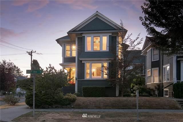 350 16th Avenue E, Seattle, WA 98112 (#1833376) :: The Snow Group