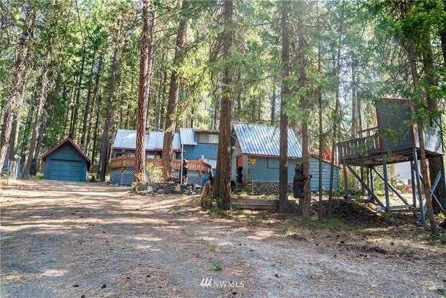 21610 Camp 12 Road, Leavenworth, WA 98826 (#1833390) :: Franklin Home Team