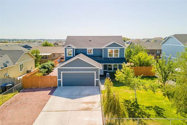 1405 W Virginia Street, Moses Lake, WA 98837 (#1833412) :: Icon Real Estate Group
