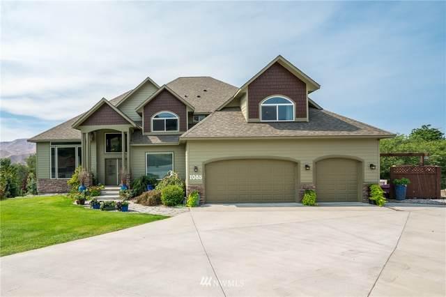 1085 Ridge Crest Drive, Wenatchee, WA 98801 (#1833415) :: The Shiflett Group