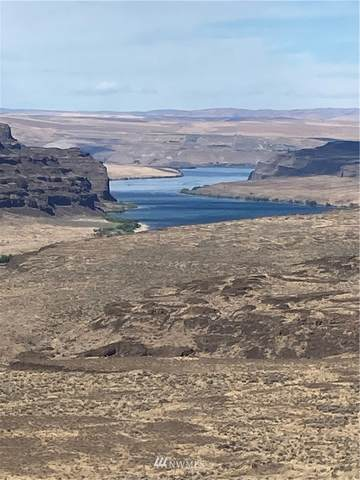 0 Lot 3 N Canyon Rim Road, Quincy, WA 98848 (#1833440) :: The Snow Group