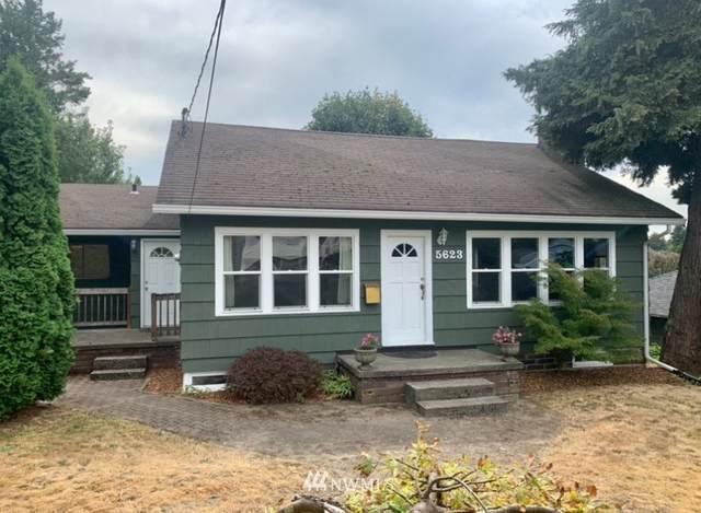 5623 S Bangor Street, Seattle, WA 98178 (#1833446) :: Franklin Home Team