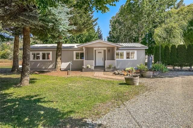 301 Three Lakes Road, Cle Elum, WA 98922 (#1833500) :: Icon Real Estate Group