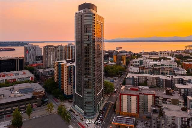 2510 6th Avenue #2804, Seattle, WA 98121 (#1833521) :: Provost Team | Coldwell Banker Walla Walla