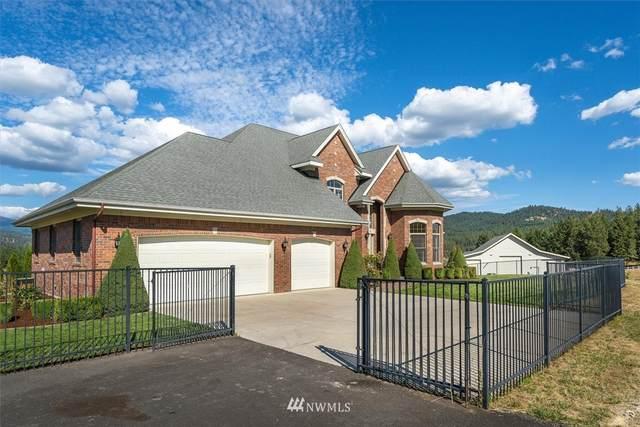 13312 E Peone Valley Lane, Mead, WA 99021 (#1833588) :: Keller Williams Realty