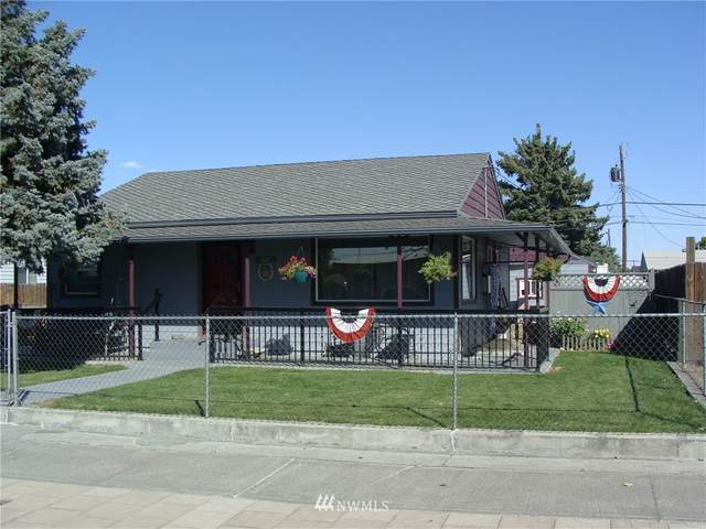 1017 W Ivy Avenue, Moses Lake, WA 98837 (#1833624) :: Northwest Home Team Realty, LLC