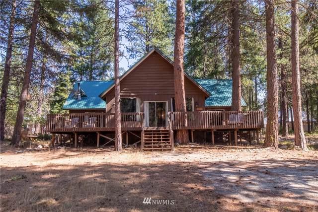 18813 Pine Loop, Leavenworth, WA 98826 (#1833669) :: Franklin Home Team