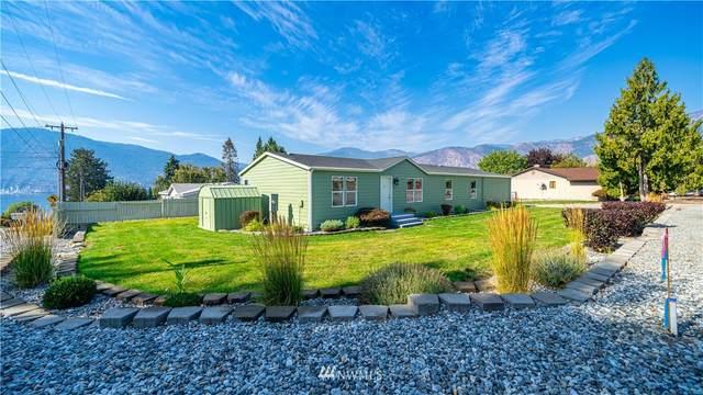 815 Boetzkes Avenue, Manson, WA 98831 (#1833677) :: Pacific Partners @ Greene Realty
