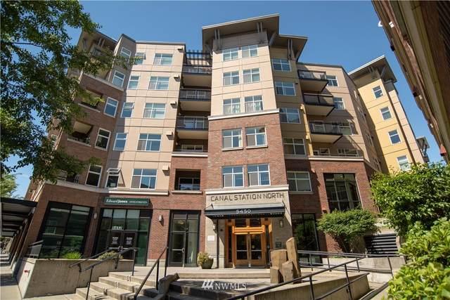 5450 Leary Avenue NW #354, Seattle, WA 98107 (#1833750) :: Keller Williams Western Realty