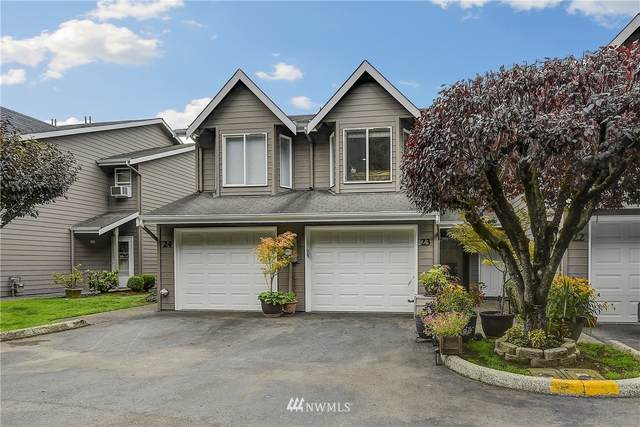 321 SE Orchard Drive #23, North Bend, WA 98045 (#1833759) :: Better Properties Real Estate