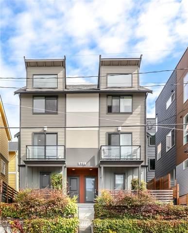 5716 Roosevelt Way NE B, Seattle, WA 98105 (#1833835) :: Keller Williams Western Realty