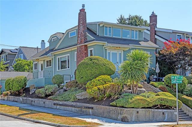6610 34th Avenue NW, Seattle, WA 98117 (#1833838) :: Pacific Partners @ Greene Realty