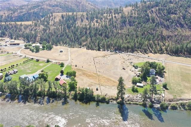 180 Gold Creek Loop Road, Carlton, WA 98814 (MLS #1834007) :: Nick McLean Real Estate Group