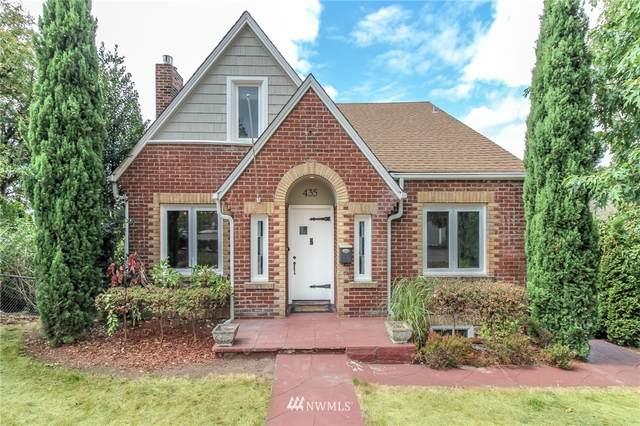 435 Cedar Avenue S, Renton, WA 98057 (#1834045) :: The Shiflett Group