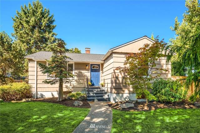 3809 49th Avenue SW, Seattle, WA 98116 (#1834089) :: The Snow Group