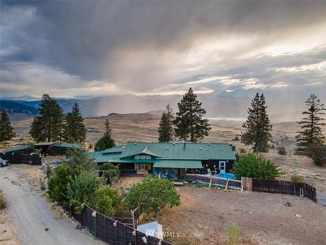 9 Canyon Spur Road, Oroville, WA 98844 (#1834103) :: Franklin Home Team