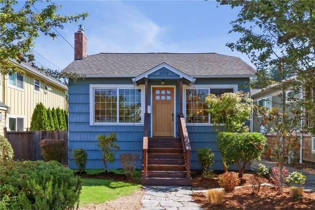 2538 57th Avenue SW, Seattle, WA 98116 (#1834202) :: Franklin Home Team