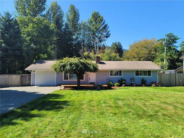 537 Meadow Drive SE, North Bend, WA 98045 (#1834414) :: Better Properties Real Estate