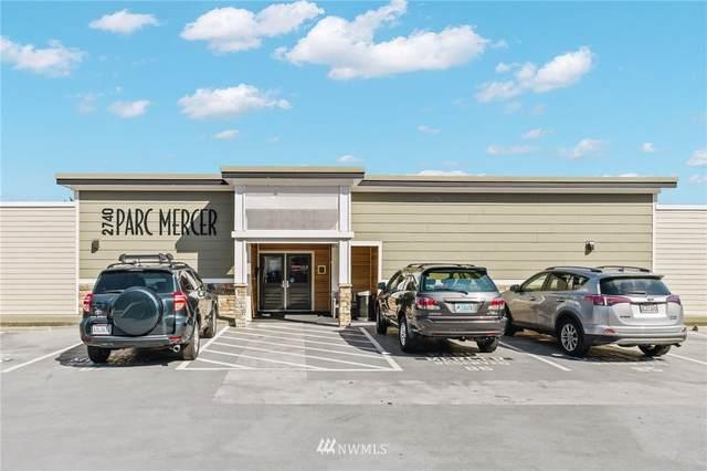 2740 76th Avenue SE #406, Mercer Island, WA 98040 (#1834523) :: Hao Dang and Associates