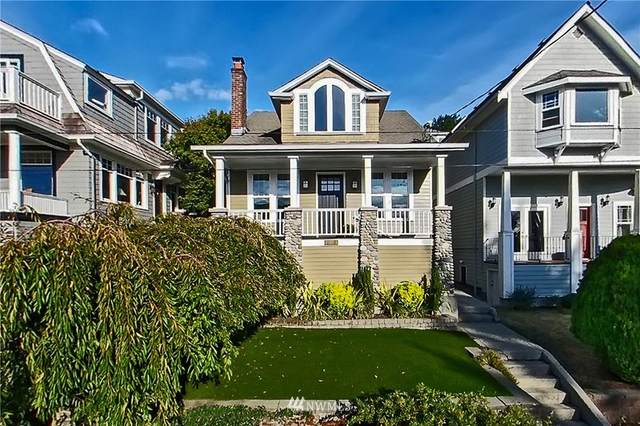1624 10th Avenue W, Seattle, WA 98119 (#1834563) :: Mike & Sandi Nelson Real Estate