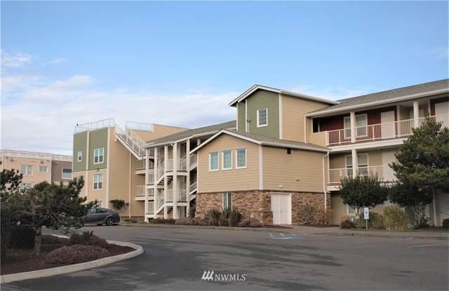 1600 W Ocean Avenue #1224, Westport, WA 98595 (#1834578) :: Simmi Real Estate