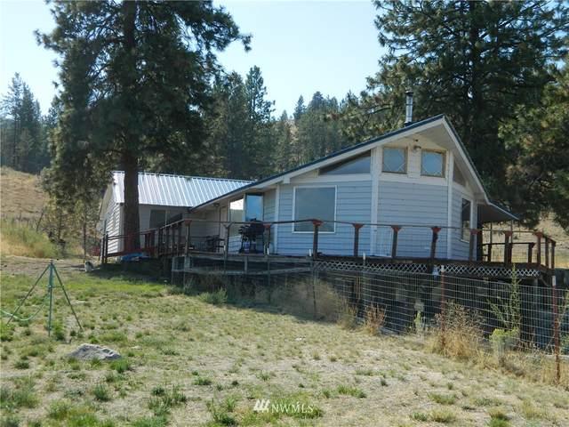 373 Talkire Lake Road, Tonasket, WA 98855 (#1834633) :: Pacific Partners @ Greene Realty