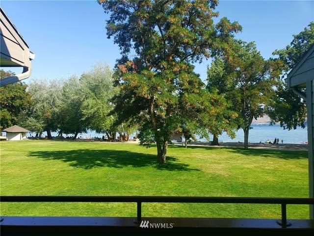 1 Beach 538-G, Manson, WA 98831 (MLS #1834746) :: Nick McLean Real Estate Group