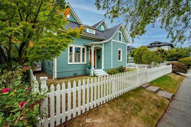 1823 Warren Avenue N, Seattle, WA 98109 (#1834782) :: Simmi Real Estate