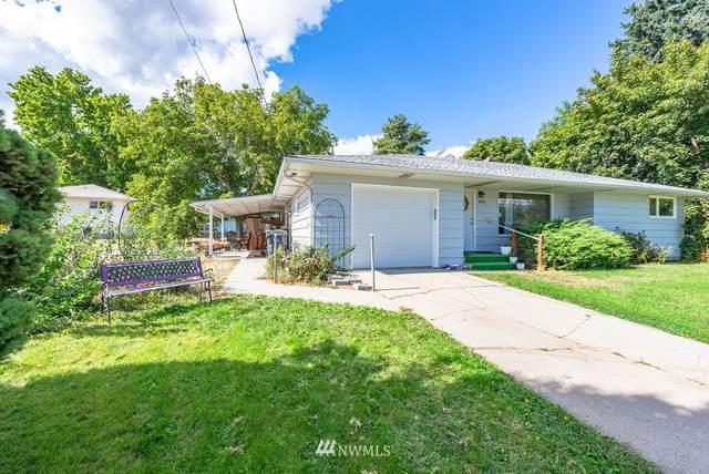 808 N Elliott Avenue, Wenatchee, WA 98801 (#1834785) :: The Shiflett Group