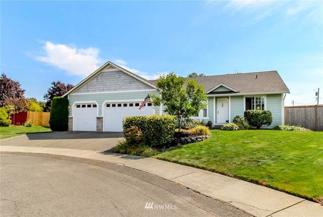14716 147th Street E, Orting, WA 98360 (#1834822) :: The Snow Group