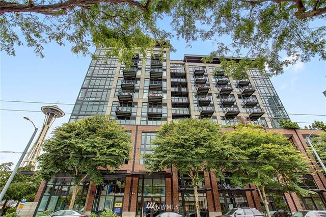 2720 3rd Ave #911, Seattle, WA 98121 (#1834924) :: The Snow Group