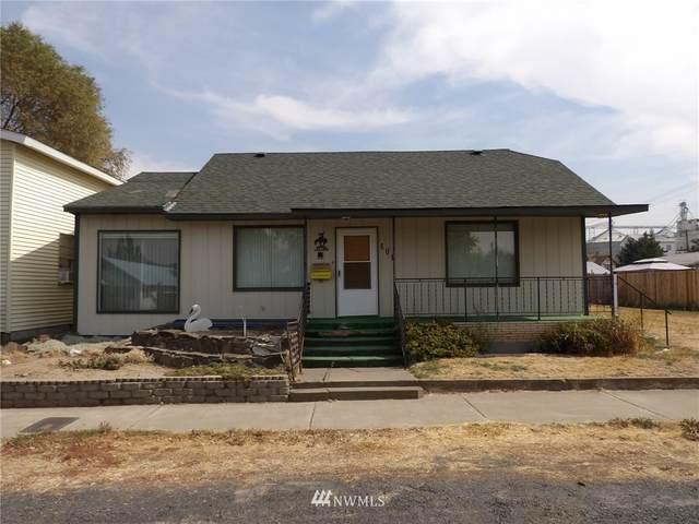 406 E Alder Avenue, Ritzville, WA 99169 (#1834934) :: Neighborhood Real Estate Group