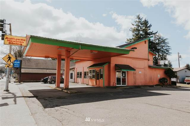 90 N Forks Avenue, Forks, WA 98331 (#1834952) :: Pacific Partners @ Greene Realty