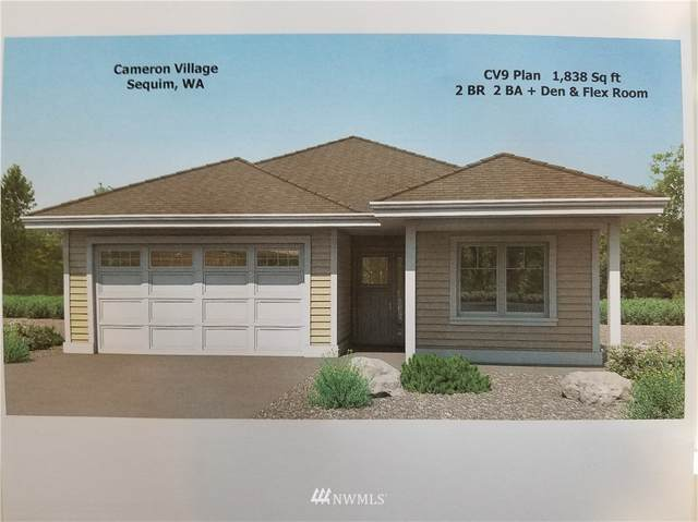 643 N Gascon Place, Sequim, WA 98382 (#1835124) :: Ben Kinney Real Estate Team