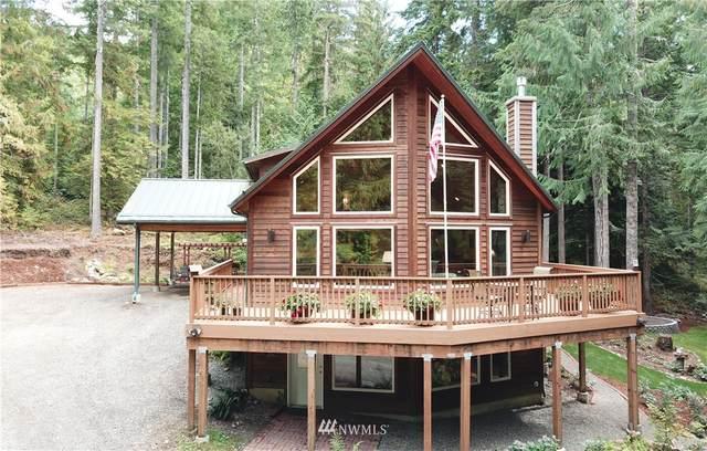 10 N Antlers Lodge Lane, Hoodsport, WA 98548 (#1835161) :: M4 Real Estate Group