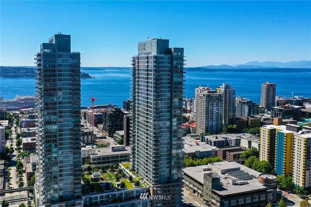 583 Battery Street 1307N, Seattle, WA 98121 (#1835460) :: The Snow Group