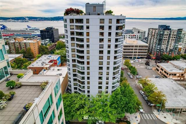 2621 2nd Avenue #604, Seattle, WA 98121 (#1835641) :: The Snow Group