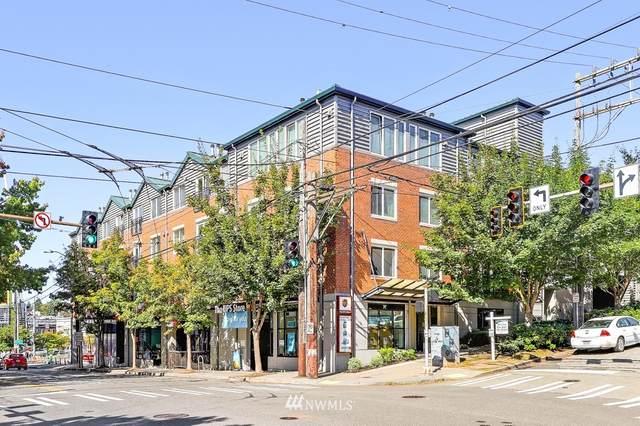 701 1st Avenue N #311, Seattle, WA 98109 (#1835679) :: Mike & Sandi Nelson Real Estate