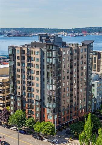 2721 1st Avenue #1205, Seattle, WA 98121 (#1835706) :: The Snow Group
