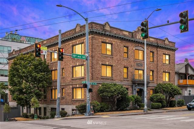 5003 15th Avenue NE, Seattle, WA 98105 (#1835725) :: The Snow Group
