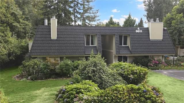 9811 NE 124th Street #405, Kirkland, WA 98034 (#1835732) :: McAuley Homes