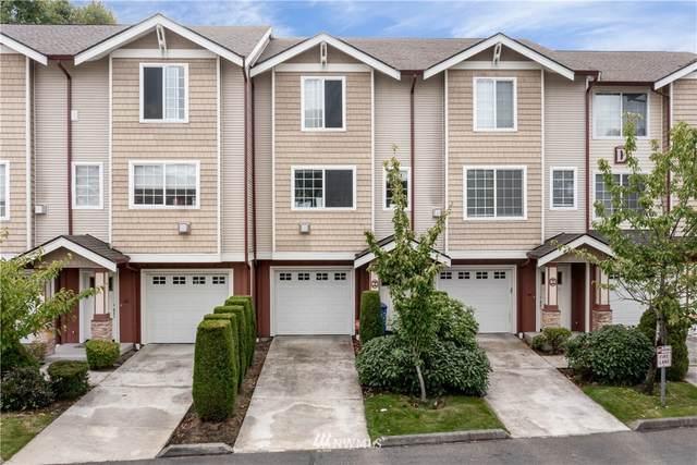 28700 34th Avenue S D-4, Auburn, WA 98001 (#1835750) :: Franklin Home Team