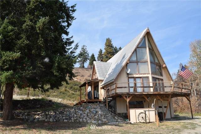 545 W Chewuch Road, Winthrop, WA 98862 (MLS #1835755) :: Nick McLean Real Estate Group