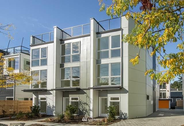 2612 A SW Nevada Street, Seattle, WA 98126 (#1835824) :: Neighborhood Real Estate Group