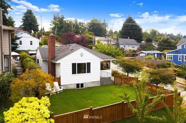 3802 33rd Avenue W, Seattle, WA 98199 (#1835876) :: Simmi Real Estate