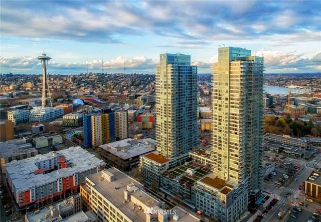 583 Battery Street 3503N, Seattle, WA 98121 (#1835922) :: Neighborhood Real Estate Group