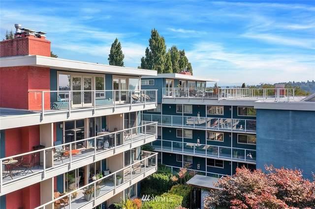 1730 Taylor Avenue N #208, Seattle, WA 98109 (#1835978) :: Simmi Real Estate