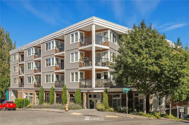 4752 41st Avenue SW #201, Seattle, WA 98116 (#1835985) :: The Snow Group