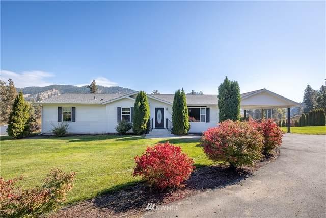 10765 Lone Pine Drive, Peshastin, WA 98847 (MLS #1836025) :: Nick McLean Real Estate Group