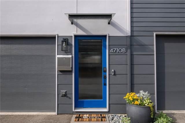 4710 37th Avenue SW B, Seattle, WA 98126 (#1836029) :: Pacific Partners @ Greene Realty